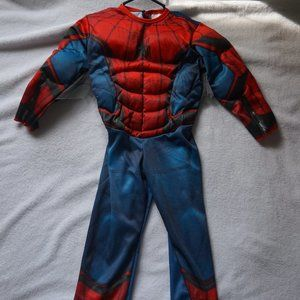 Spider man Far from home Costume 2T No Mask